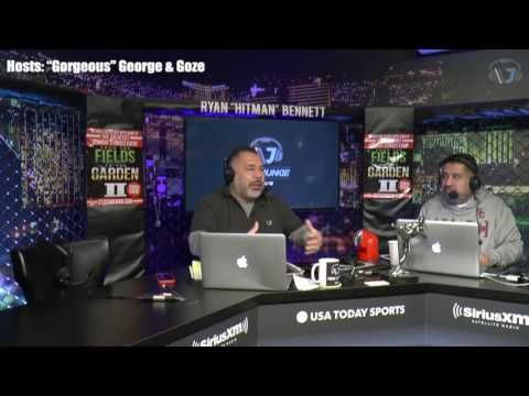 MMA Antonio Rodrigo Nogueira and Yves Edwards are our guests today