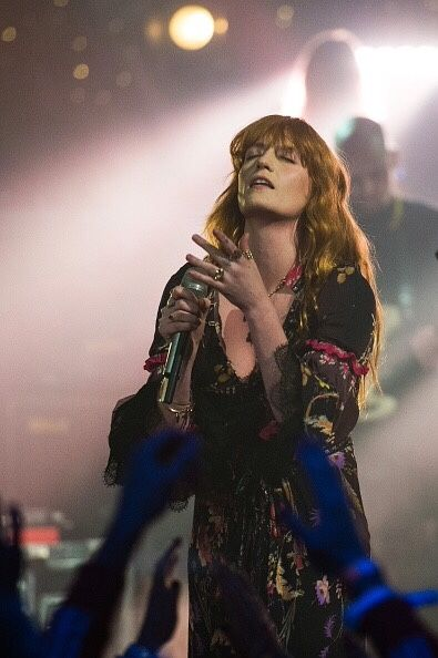 Florence + the Machine performing 'Ship To Wreck' and 'Delilah' on TFI Friday