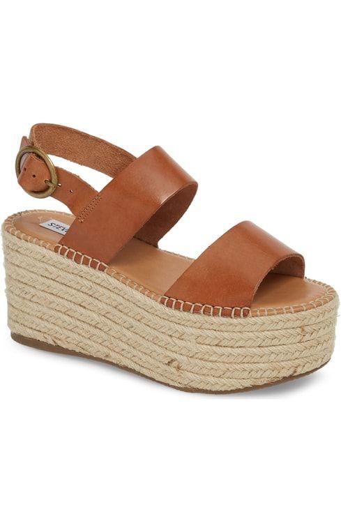 4bc8ee26747 Steve Madden Cali Espadrille Platform Sandal (Women)