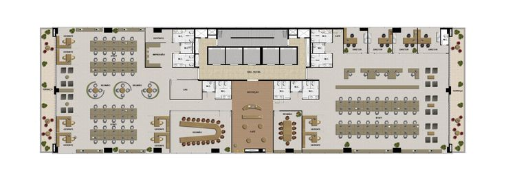 Office floor plan recherche google design int rieur 2 - Office floor plan design software ...