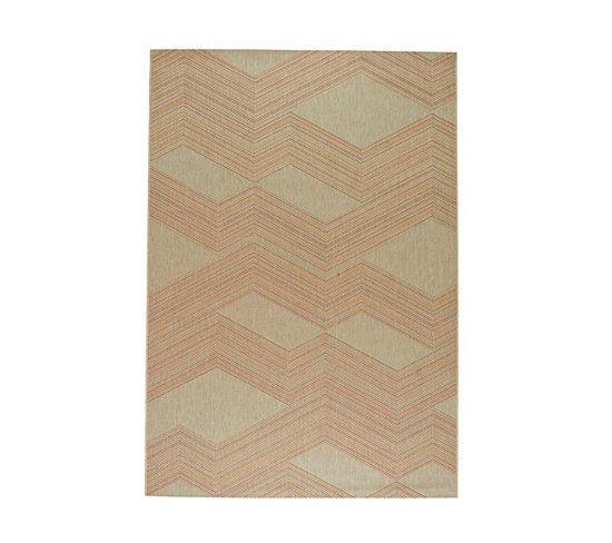 Tapis - Tapis 120x170 cm CUBIC beige
