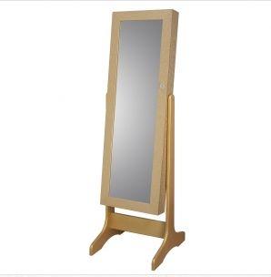 Customised Design Full Length Mirror with Jewelry Storage  Website: www.kingdeful.com   Email: sales@kingdeful.com