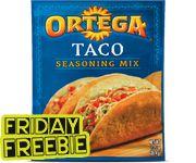 Brand New SavingStar Ecoupon!FREEBIE: Ortega® Taco Seasoning : #CouponAlert, #Coupons, #E-Coupons Check it out here!!