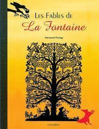 Comité Albums de Gif-Sur-Yvette: Les Fables de La Fontaine, découpages E. Fornage, Éditions Circonflexe. C'est un immense album à classer dans les livres d'art. Coup de cœur !