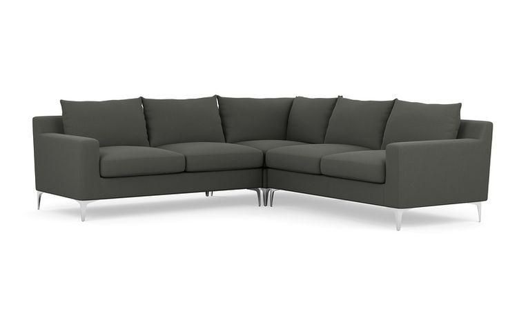 Sloan  - Interior Define corner sectional sofa $2400