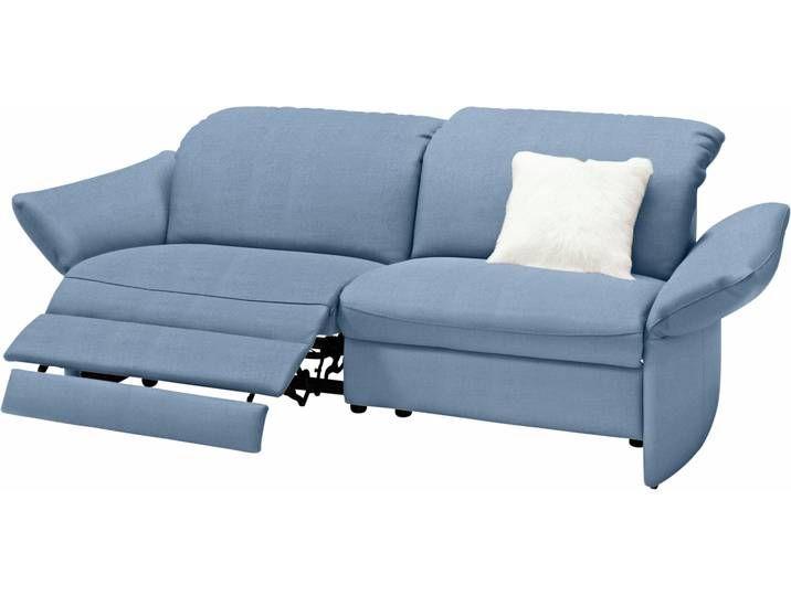 Gallery M 2 Sitzer Viviana Blau Mit Ruckenverstellung Mit Armlehn Sofa Couch Furniture