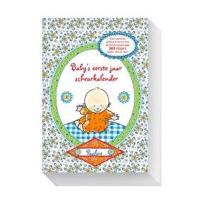 Babyshop@Home - Pauline Oud Baby's Eerste Jaar Scheurkalender Kraamcadeau
