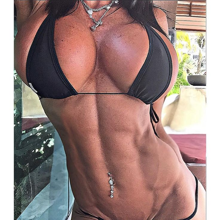from Byron busty naked fitness women