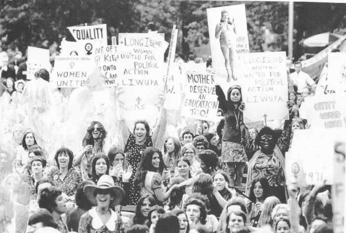 womens liberation movement of the 1960s essay Articles and essays  women in the civil rights movement many women played important roles in the civil rights movement, from leading local civil rights.