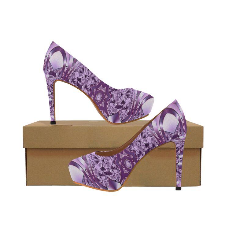 wings of love-arp-high heel shoes Women