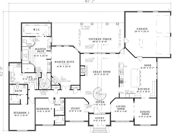 Leroux brick ranch home house plans ranch homes and home for High ranch house plans
