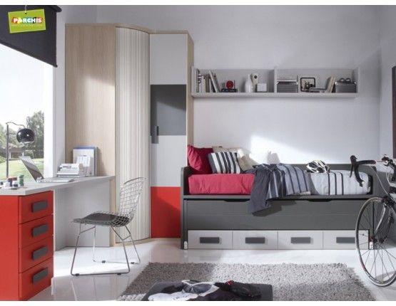 22 best ideas para amueblar dormitorios images on for Ideas para amueblar