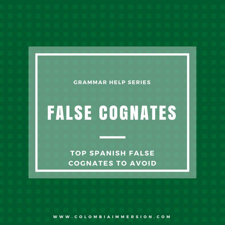 spanish-false-cognates