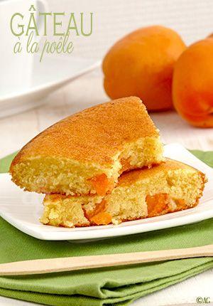 Alter Gusto | Le gâteau à la poêle de Yummy Magazine - Abricots & fleur d'oranger -