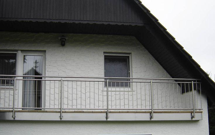 Výsledok vyhľadávania obrázkov pre dopyt edelstahlgeländer balkon