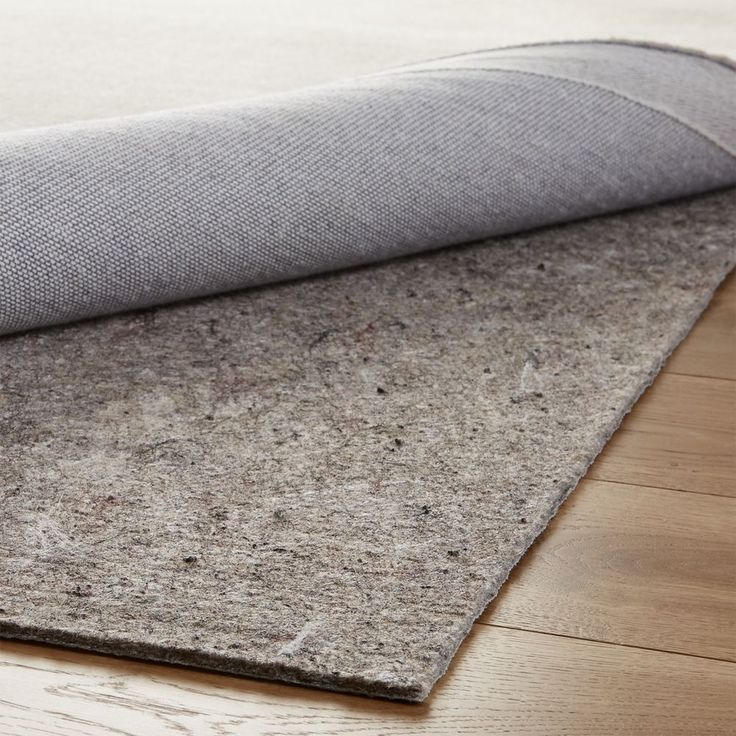 """Multisurface 30""""x48"""" Thick Rug Pad - Crate and Barrel"""