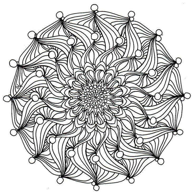 30 best Mandala images on Pinterest | Colors, Free and Painting