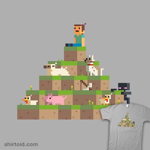 Minecraft Capybara Hilltop