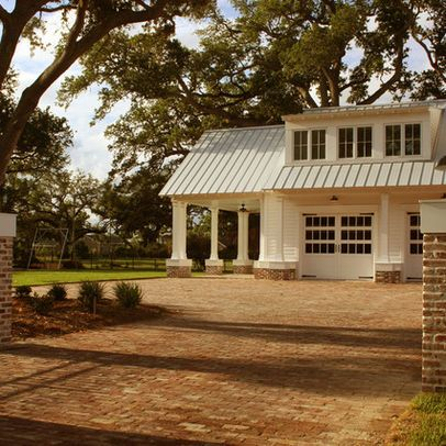Detached Garage Design Farm For Rose Hill Farm