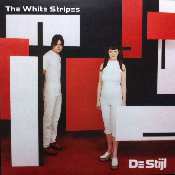 The White Stripes / De Stijl