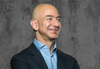Jeff Bezos Founder Of Amazon Is Now The World's Richest Person   Amazon founder Jeff Bezos on Thursday became the worlds richest person as a jump in the share price of the US tech giant enabled him to overtake Microsoft founder Bill Gates Forbes magazine estimated. Jeff Bezos The magazine said its real-time tracking of personal fortunes showed Bezos with a net worth of $90.5 billion ahead of the $90 billion for Gates. Bezos owns around 17 percent of the equity of Amazon which has been…