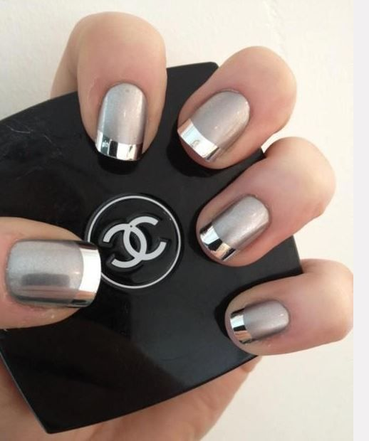 classy nail art | Modern Looks of French Manicure | Levell's Salon
