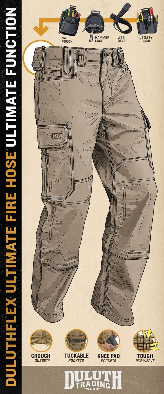 Move Quick & Easy With The Best Tactical Pants - From Desk Jockey To Survival Junkie