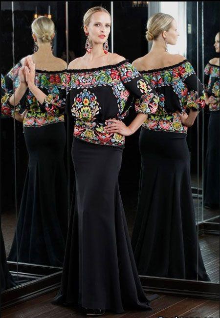 Роскошные платья от Наим Хан для Resort 2012 / Секреты моды и стиля / Женские секреты - бесплатный женский интернет журнал онлайн
