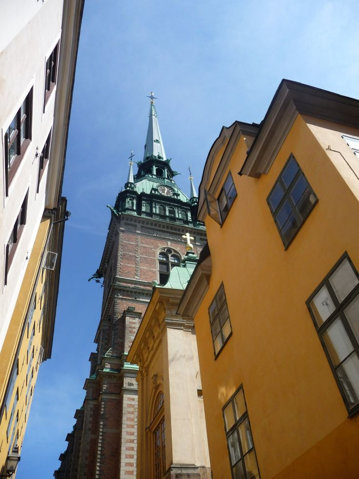 Stockholm, you took a piece of my heart and I need to go back once a year to feel whole again! Past live? Viking blood?