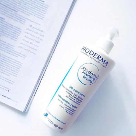 Bioderma Atoderm Intensive Baume… a product that has done WONDERS for my skin! Read my review - http://beautyandthebeing.com/2017/07/30/bioderma-atoderm-intensive-baume-review/ #skincare #love #bioderma #biodermaindia #biodermaatoderm #biodermaatodermintensive #flatlay #skincareflatlay #flatlaytoday #photooftheday #flatlayphotography #skincareritual #skincareroutine #dryskin #dehydratedskin