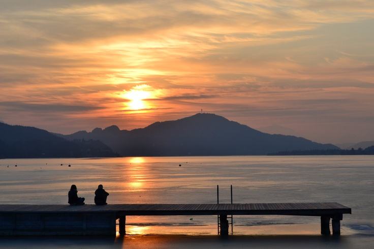 #Woerthersee in Carinthia/Austria from Barbara Graber