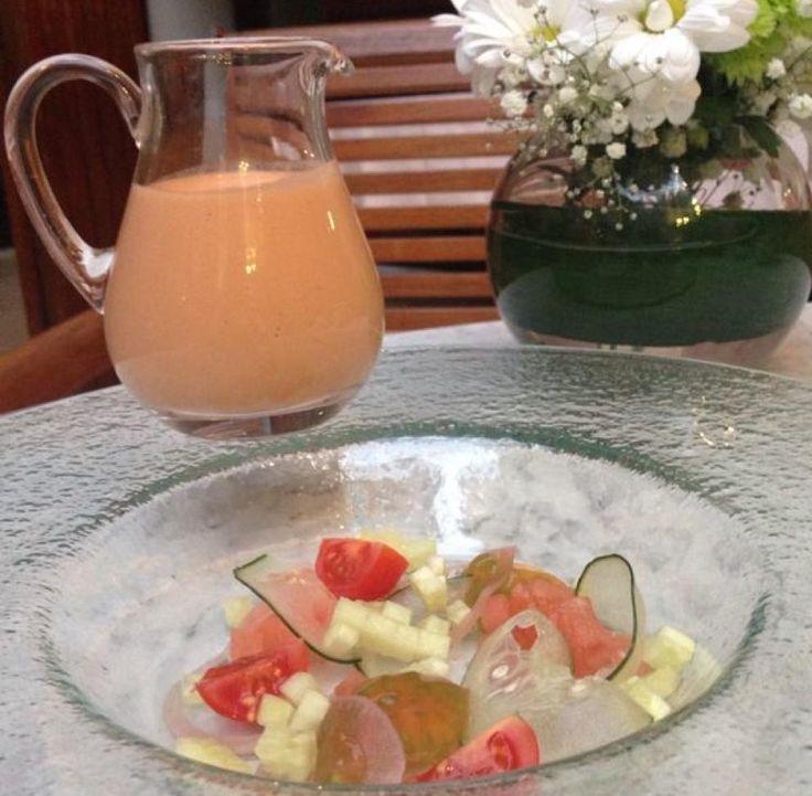 Cómo elaborar el perfecto gazpacho andaluz. Noticias de Alma, Corazón, Vida. El gazpacho andaluz  se ha expandido por todo el mundo en las últimas décadas. Aunque hay tantas recetas como madres, esta es de las mejores