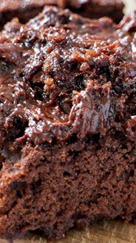 3 Ingredient Diet Coke Chocolate Brownies Recipe