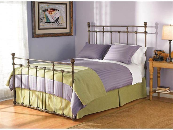 22 best Iron Beds & Wrought Iron Beds images on Pinterest ...