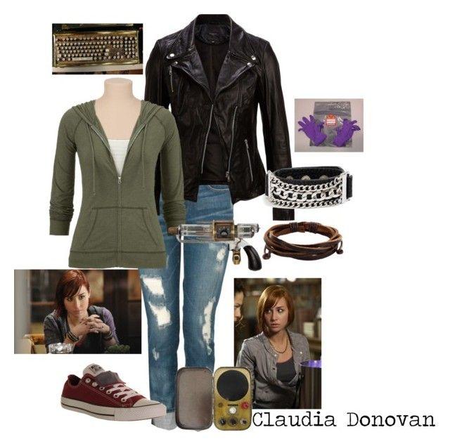 Claudia Donovan - Warehouse 13
