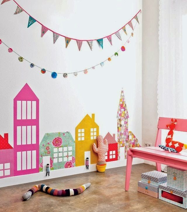 The Best DIY and Decor Place For You: Kids Room Decorating Idea