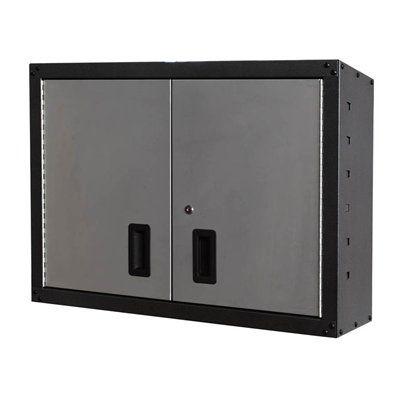 17 best ideas about metal garage cabinets on pinterest garage cabinets garage cabinets ikea - Simple garage storage cabinets in cool structured design ...