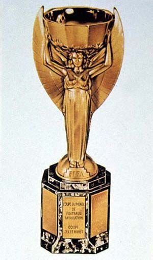The World Cup is a gold trophy that is awarded to the winners of the FIFA World Cup. Since the advent of the World Cup in 1930.
