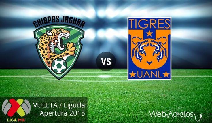 Jaguares vs Tigres, vuelta de la liguilla del AP2015 ¡En vivo por internet! - http://webadictos.com/2015/11/28/jaguares-vs-tigres-vuelta-liguilla-2015/?utm_source=PN&utm_medium=Pinterest&utm_campaign=PN%2Bposts
