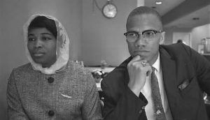1958 |  For two years, Shabazz and Malcolm X engaged in a traditional Islamic courtship. In time, the renowned activist proposed marriage via a long-distance phone call from Detroit.  At age 33, Malcolm married Betty Shabazz in 1958 and they had 6 daughters together.  At age 33, Malcolm married Betty Shabazz in 1958 and they had 6 daughters together. Malcolm and his family moved from Detroit to Harlem, NY.