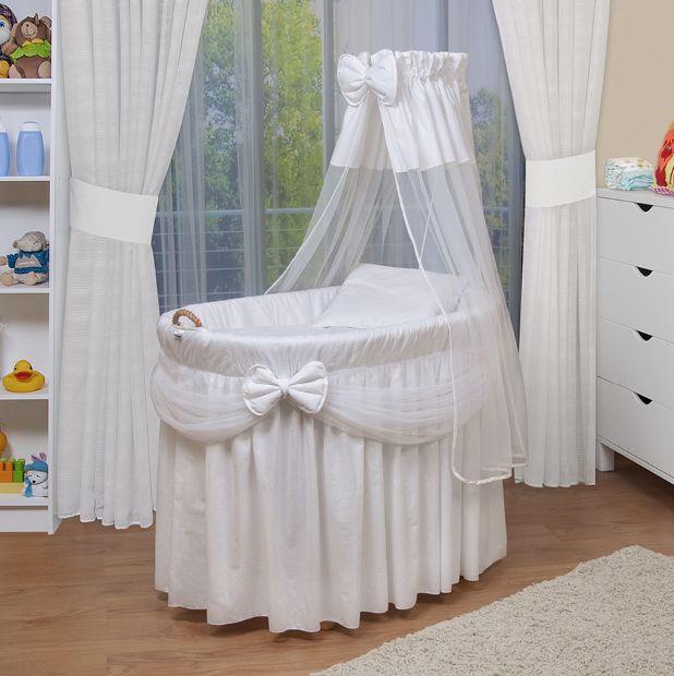 Resultado de imagen para habitaciones con cunas doradas para bebesitas