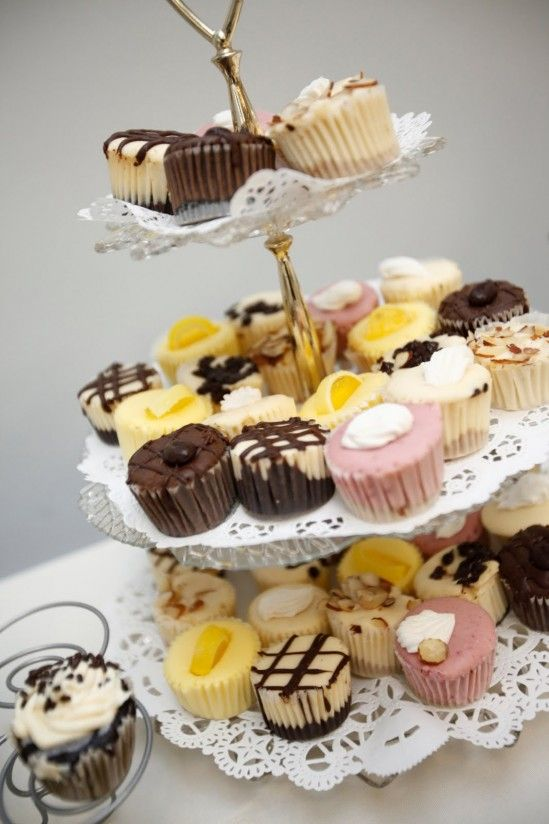 Self Catering Your Wedding: The Dessert Reception --- A Practical Wedding