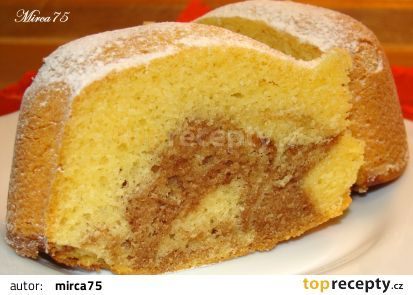 Bábovka Rumina recept - TopRecepty.cz
