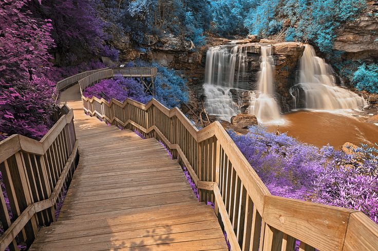 71 American Destinations You Absolutely MUST Visit | Blackwater Falls State Park, WV