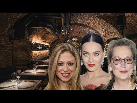 L A 's ELITE CANNIBAL RESTAURANT BOASTS KATY PERRY, MERYL STREEP AND CHELSEA CLINTON AS MEMBERS! - YouTube