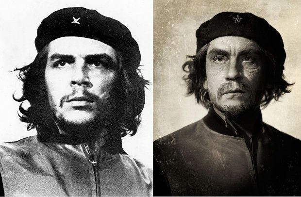 Alberton Korda: Che Guevara
