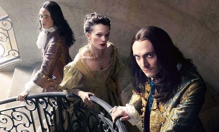 Versailles latest news, reviews, gossip, episode guide and find.