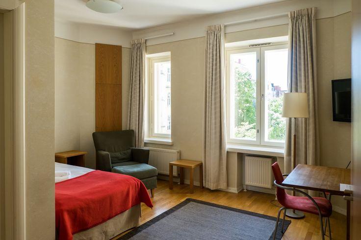 道のりを記憶に残して: ヘルシンキのキッチン付きアパートメントホテルへ/2016年 ヨーロッパ3カ国ひとり旅