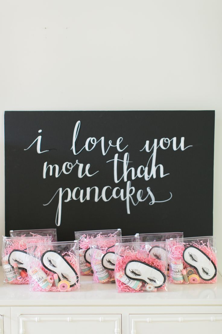 Photography: Ruth Eileen Photography - rutheileenphotography.com/   Read More on SMP: http://www.stylemepretty.com/living/2016/09/01/pancakes-and-pajamas-a-k-a-the-best-sleepover-party-idea-ever/