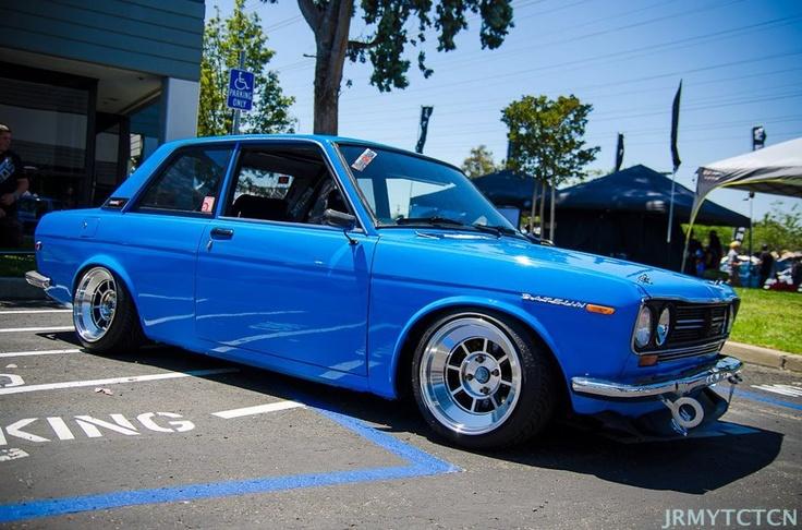 Gorgeous Datsun #510